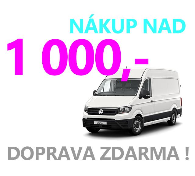 Při nákupu nad 1 000 Kč (vč. DPH) doprava v rámci České republiky ZDARMA! 2c89d14c33