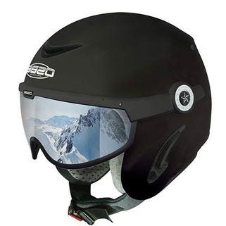 Obrázek OSBE UNITED UNICOLOR lyžařská helma pro dospělé