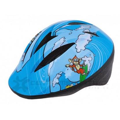 Obrázek ETAPE KIKI dětská  cyklistická helma