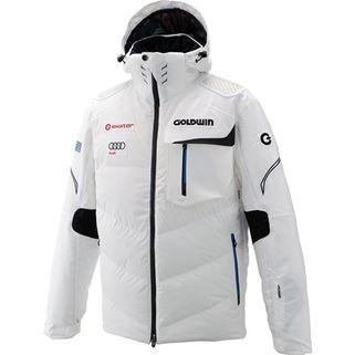 Obrázek GOLDWIN G17040ES LOGO pánská lyžařská bunda