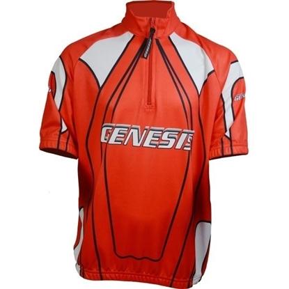 Obrázek GENESIS DAG dětský cyklistický dres