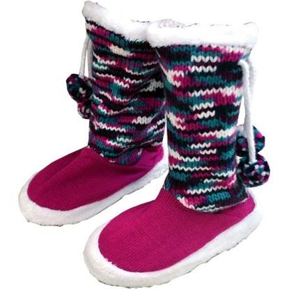 Obrázek ETIREL BREKKA dámské ponožky na chatu