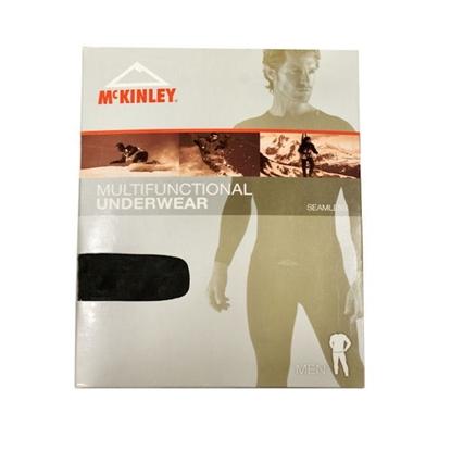 Obrázek MCKINLEY SEAMLESS pánské funkční prádlo