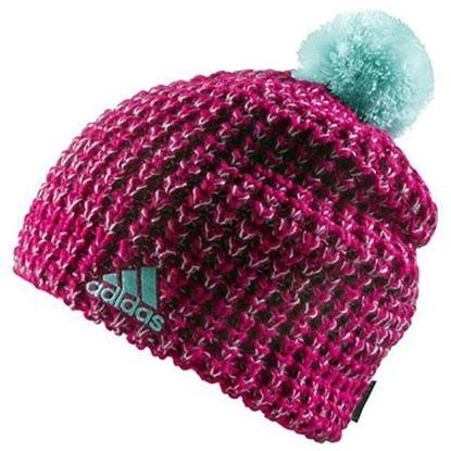 Obrázek ADIDAS CH WOOL CROCHET M66839+M66840 dámská zimní čepice