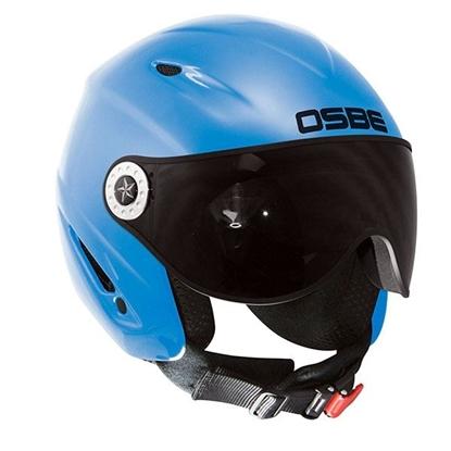 Obrázek OSBE START R UNICOLOR dětská lyžařská helma