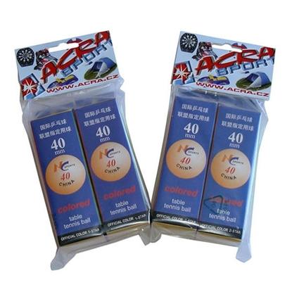 Obrázek ACRA VIC G1806-40 pingpongové míčky