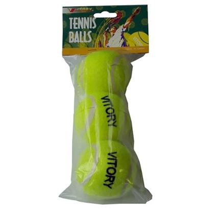 Obrázek ACRA AEROPLANE G7785 tenisové míčky  3 kusy