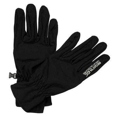 Obrázek REGATTA XERT GLOVE rukavice softshell pánské