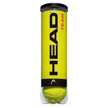 Obrázek  HAED TEAM 4ks tenisové míče