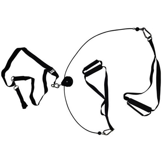 Obrázek z  ACRA D53 TRX multifunkční popruhy s kladkou
