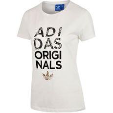 Obrázek ADIDAS LOGO ESSEN ANIMAL TEE AB2395 dámské triko