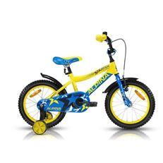 """Obrázek  ALPINA STARTER  """"16""""cyklistické kolo dětské"""