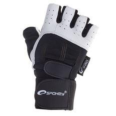 Obrázek SPOKEY GUANTO fitness rukavice na posilování pánské