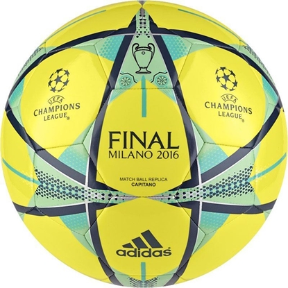 Obrázek ADIDAS FINALE MILANO CAPITANO fotbalový míč