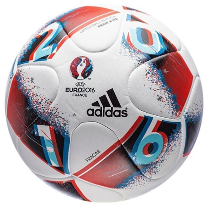 Obrázek ADIDAS EURO 16 PRAIA X ITE fotbalový míč