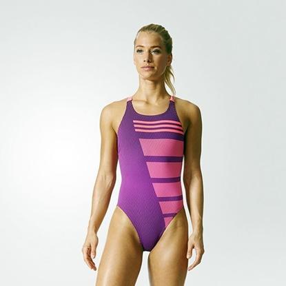 Obrázek ADIDAS INFNITEX COLOUBLOCK SWIMSUIT dámské plavky