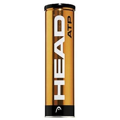 Obrázek HEAD ATP 4KS GOLD BALL tenisové míče