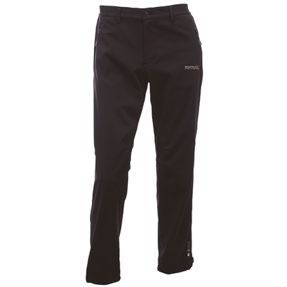 Obrázek REGATTA GEO SOFTSHELL II  RMJ117R softshellové kalhoty pánské