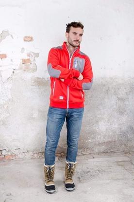 Obrázek 2117 NODINGE pánská fleece mikina