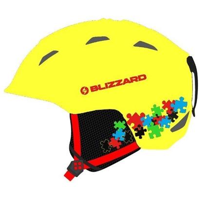 Obrázek BLIZZARD DEMON 163374 dětská lyžařská helma