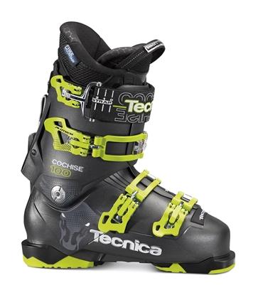 Obrázek lyžařské boty TECNICA Cochise 100, black