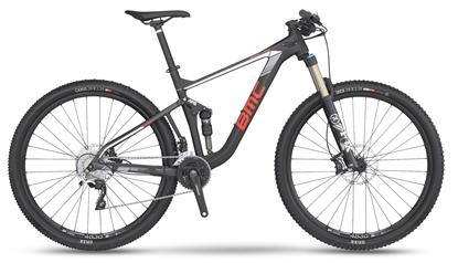 Obrázek horské kolo BMC Speedfox 02 SLX/XT
