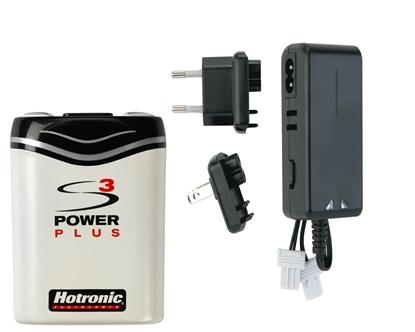 Obrázek Foot Warmer S3 Power set (Battery Packs + Recharger)