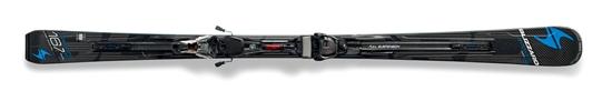 Obrázek z set sjezdové lyže BLIZZARD S-Power Full Suspension IQ vázání IQ Power 14 TCX