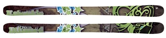 Obrázek z sjezdové lyže BLIZZARD KABOOKIE, FLAT