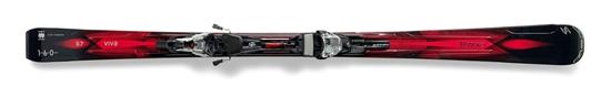 Obrázek z set sjezdové lyže BLIZZARD Viva S7 Ti Suspension IQ vázání IQ Power 12 TCX VIVA