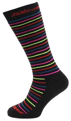 Obrázek lyžařské ponožky BLIZZARD Viva Allround ski socks junior