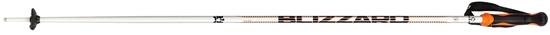 Obrázek z lyžařské hůlky BLIZZARD Allmountain ski poles, silver/neon orange
