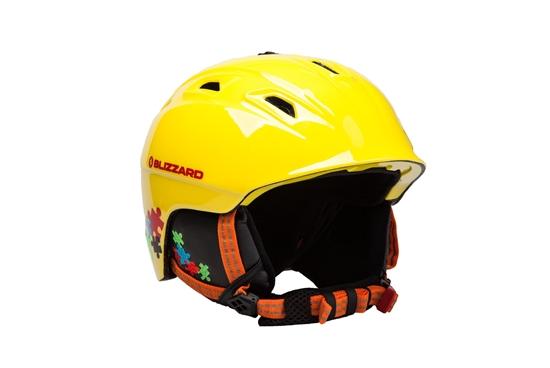 Obrázek z helma BLIZZARD DEMON ski helmet junior