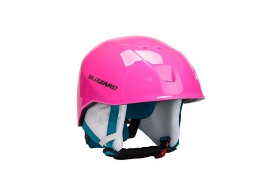 Obrázek z helma BLIZZARD Signal ski helmet junior, pink
