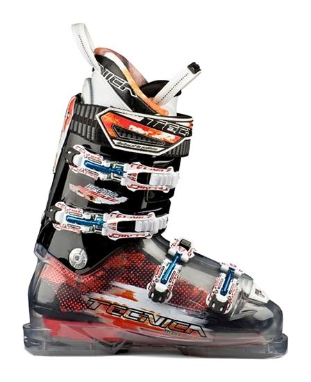 Obrázek z lyžařské boty TECNICA TECNICA Inferno Blaze, transp. smoke/black, AKCE
