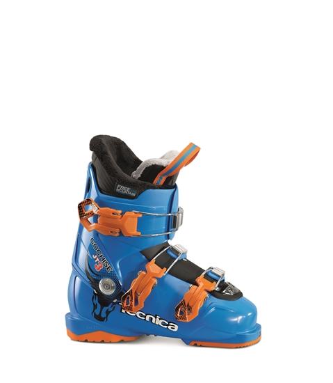 Obrázek z lyžařské boty TECNICA TECNICA JT 1 Cochise, process blue, 16/17