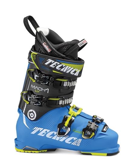 Obrázek z lyžařské boty TECNICA Mach1 120 LV, processblue/black