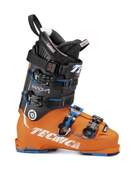 Obrázek z lyžařské boty TECNICA Mach1 130 LV, brightorange/black
