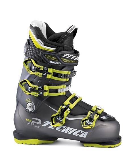 Obrázek z lyžařské boty TECNICA TEN.2 90 HV, transp.black/anthracite