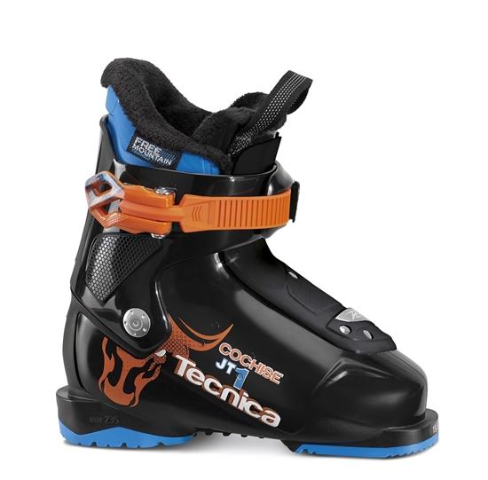 Obrázek z lyžařské boty TECNICA JT 1 Cochise, black