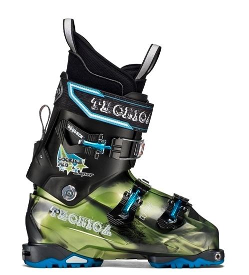 Obrázek z lyžařské boty TECNICA COCHISE LIGHT PRO DYN, acid green/black