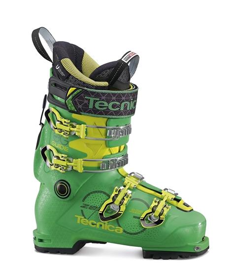 Obrázek z lyžařské boty TECNICA Zero G Guide, bright green