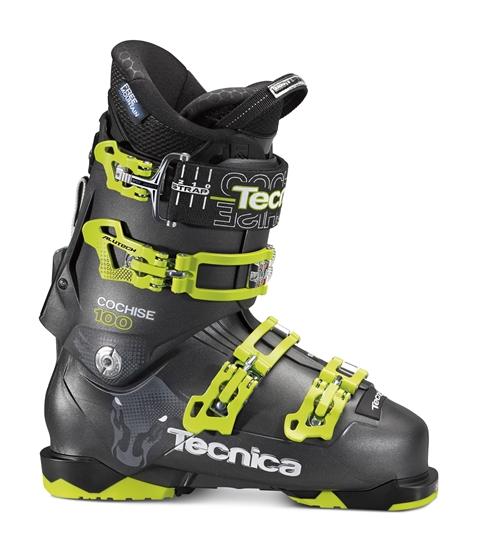 Obrázek z lyžařské boty TECNICA Cochise 100, black