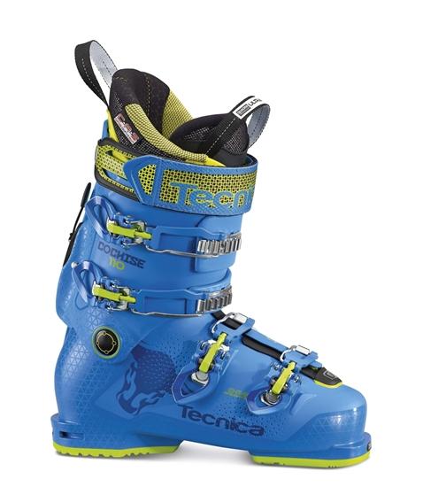 Obrázek z lyžařské boty TECNICA Cochise 110, process blue
