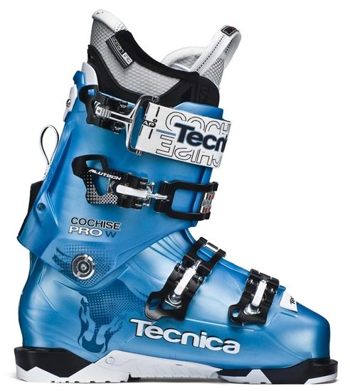 Obrázek z lyžařské boty TECNICA Cochise Pro 98 mm W, river blue