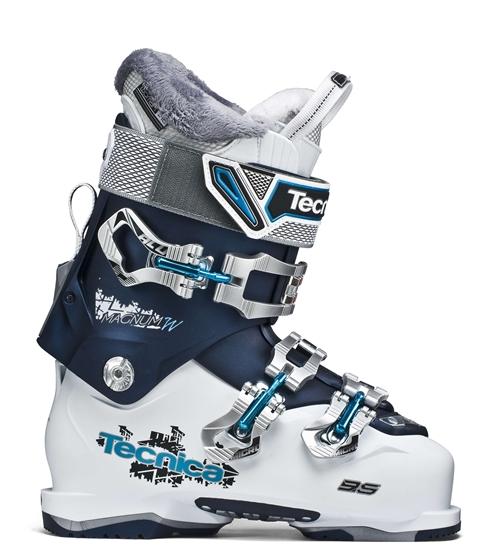 Obrázek z lyžařské boty TECNICA Magnum 95 W, white/blue