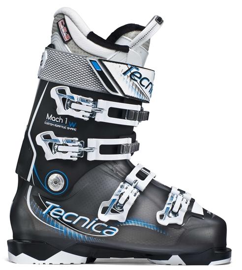 Obrázek z lyžařské boty TECNICA Mach1 105 W, tr. black/black