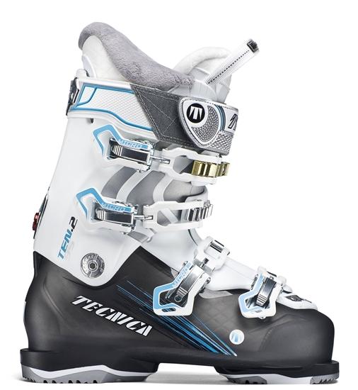 Obrázek z lyžařské boty TECNICA TEN.2 95 W, transp. black/white, AKCE