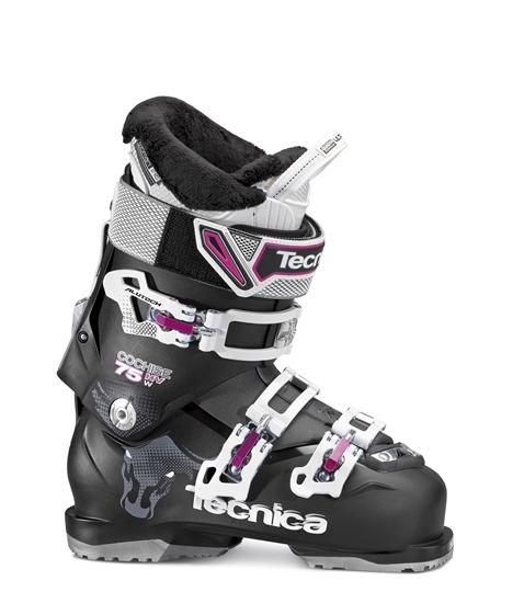 Obrázek z lyžařské boty TECNICA Cochise 75 W HV, black