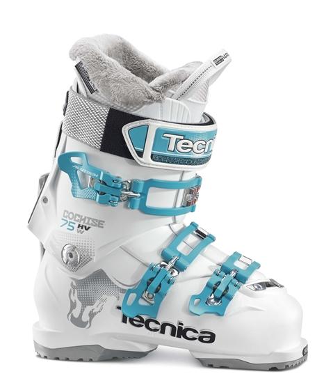 Obrázek z lyžařské boty TECNICA Cochise 75 W HV, white
